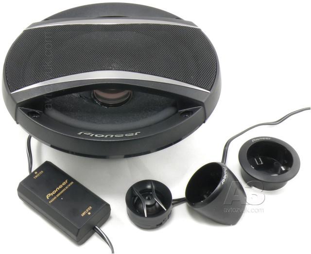 Компонентная акустика Pioneer TS-A173CI