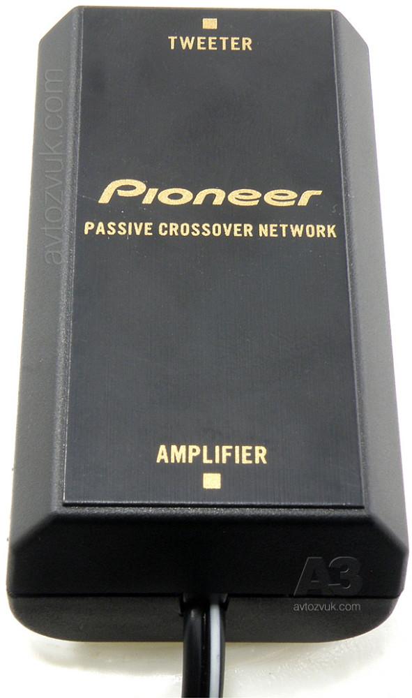 Компонентная акустика Pioneer TS-A173CI. Кроссовер