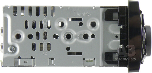 JVC KD-X330BT side