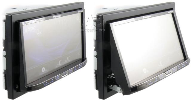 Pioneer AVH-X5800BT дисплей
