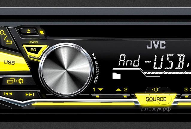 JVC KD- R577