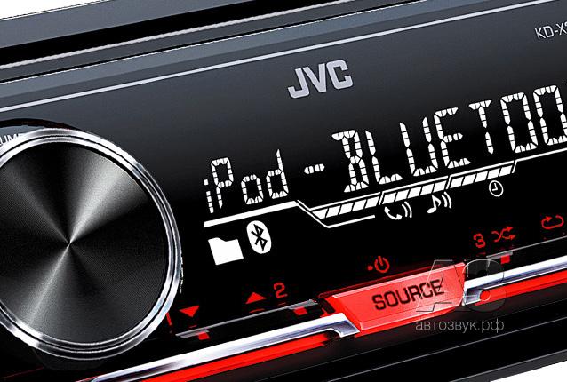 JVC KD-X330BT