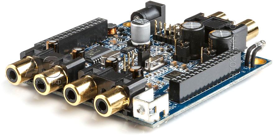 miniDSP — цифровые звуковые процессоры