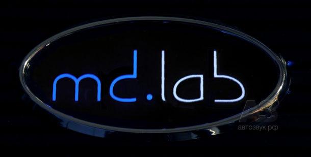 Четырёхканальный усилитель MD.Lab AM-SQ 150.4