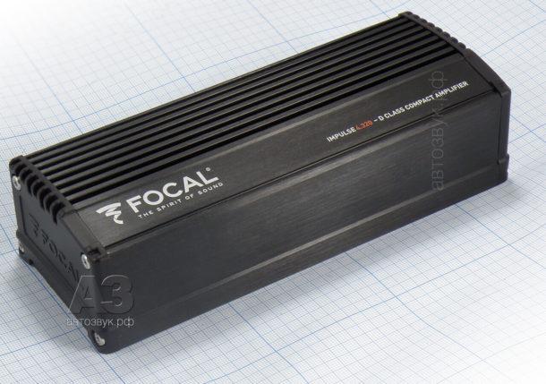 Усилитель Focal Impulse 4.320