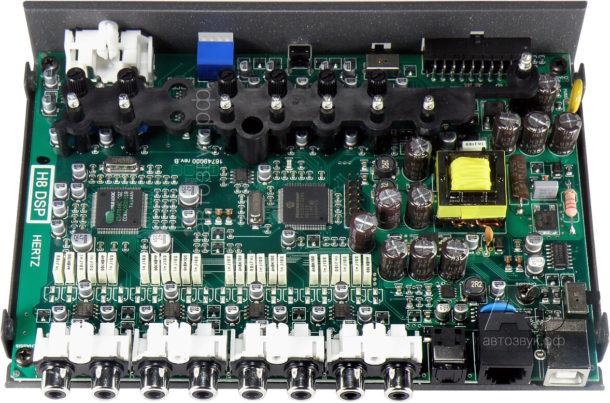 32-разрядный чип DSP Cirrus Logic