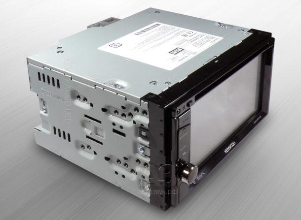 Монитор с DVD-ресивером Kenwood DDX4017BTR