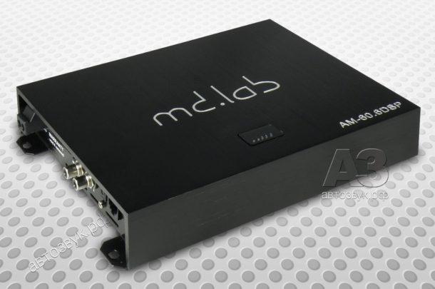 Процессор-усилитель MD.Lab AM-60.6DSP