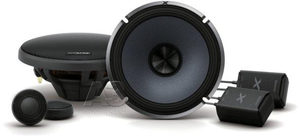 Компонентная акустика Alpine X-S65C