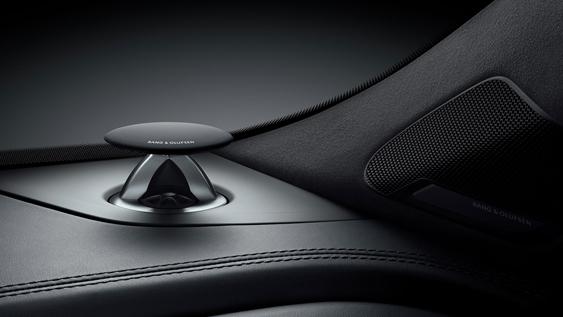 Audi Q7 с аудиосистемой Bang & Olufsen