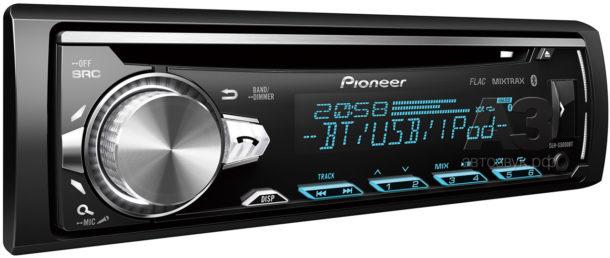 Новое поколение CD-ресиверов PIONEER