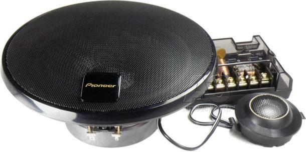 Компонентная акустика Pioneer TS-Z65CH