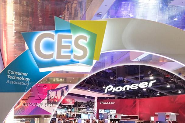 Pioneer на CES-2018