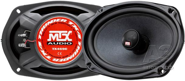 Коаксиальные динамики MTX Audio