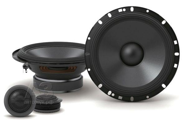 Компонентная акустика Alpine S-S65C