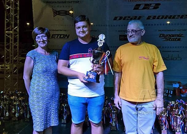 Финал IX Чемпионата России по автозвуку и тюнингу АМТ Евразия