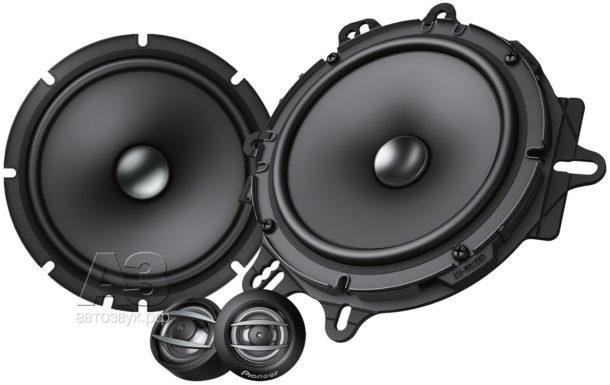 Компонентная акустика Pioneer TS-A1600C