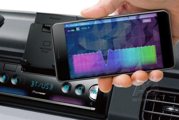 Ресивер для смартфона Pioneer SPH-10BT