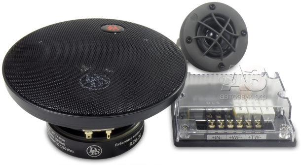Компонентная акустика DLS RZ6.2i