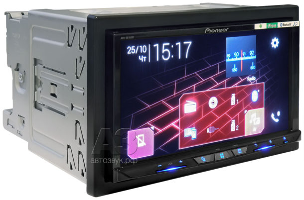 Мультимедийный ресивер Pioneer AVH-Z9100BT