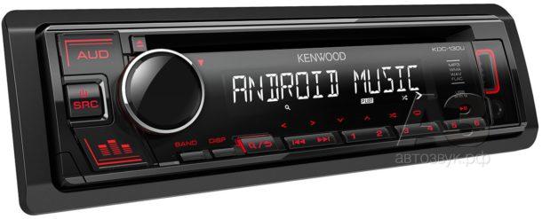 Новые CD/USB-ресиверы Kenwood