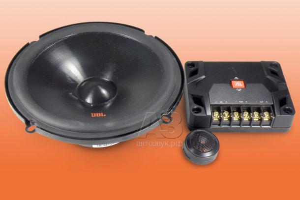 Компонентная акустика JBL GTX608C