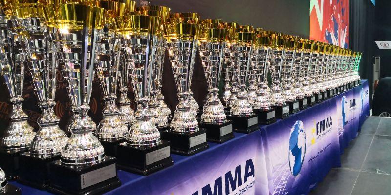 Финал EMMA Europe 2018: награждение и результаты