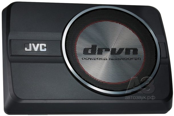 Активный сабвуфер JVC CW-DRA8