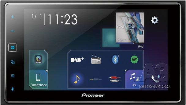 Бездисковая мультимедийная система Pioneer SPH-DA130DAB