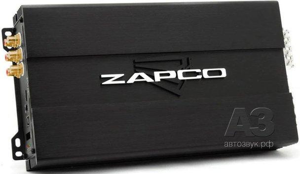 Усилители с процессором ZAPCO STUDIO