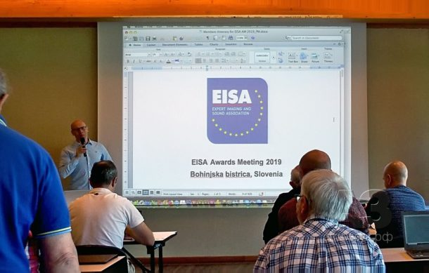 EISA CONVENTION