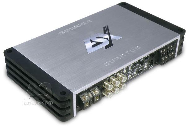 Четырёхканальный усилитель ESX QE1200.4