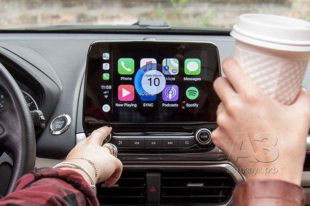 В каких автомобилях сегодня есть Apple CarPlay?