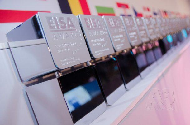 Вручение наград EISA 2019