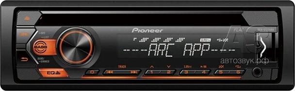 Новые ГУ Pioneer 1DIN