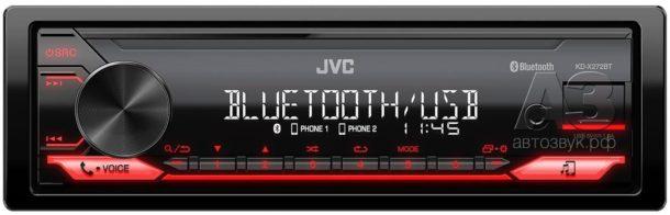 Процессорные ресиверы JVC