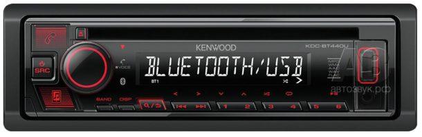 Новинки Kenwood 2020 в размере 1DIN
