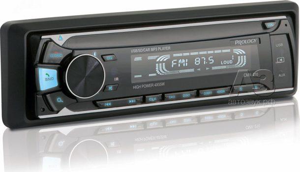 Тест FM/SD/USB-ресивера PROLOGY CMX-210