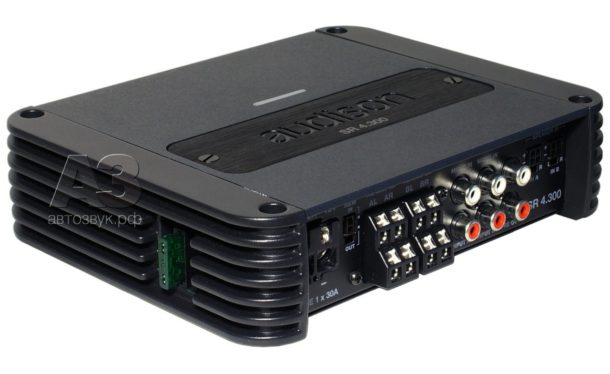 Четырёхканальный усилитель Audison SR 4.300