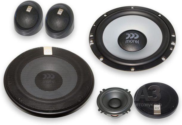 Компонентная акустика Morel Maximo Ultra 603MkII