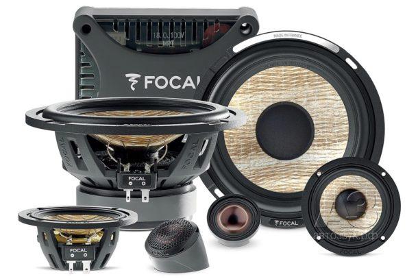Тест трёхполосной акустики Focal FLAX EVO PS 165 F3E