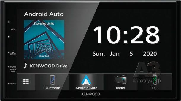 Мультимедийное головное устройство KENWOOD DMX5020BTS