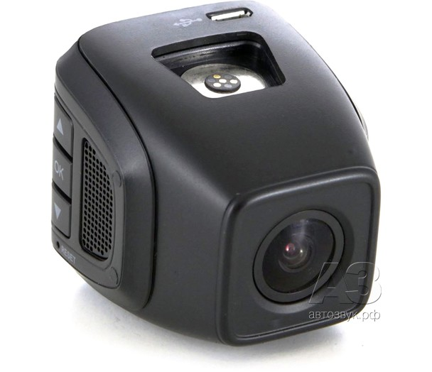 Видеорегистратор Prology VX-750 с GPS-радар-детектором
