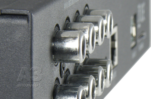 Процессор miniDSP C-DSP 6×8