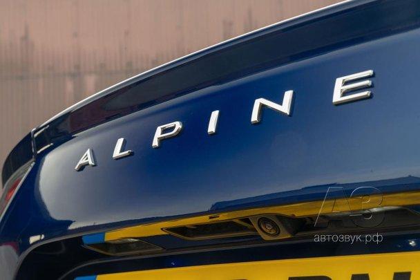 Автопроизводители ALPINE и LOTUS объявили о техническом сотрудничестве