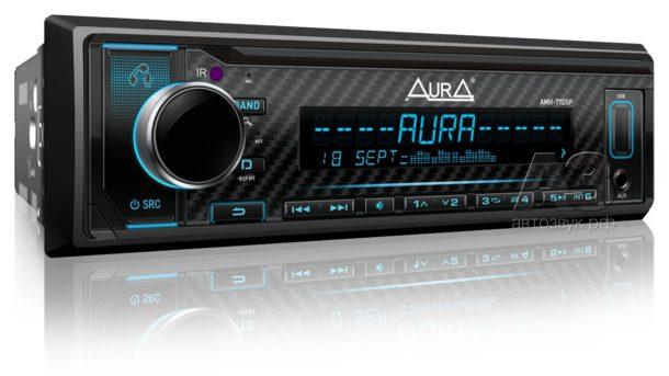Тест медиаресивера AurA AMH-77DSP