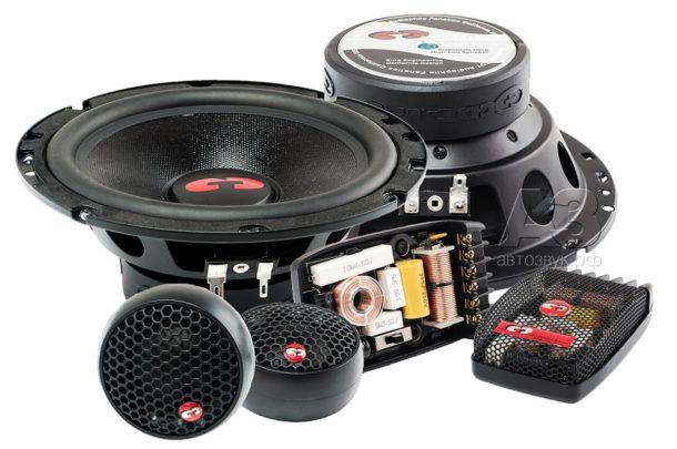 Тест акустической системы CDT CL-6C