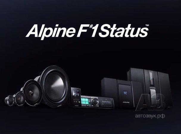 Возвращение Alpine F#1 Status