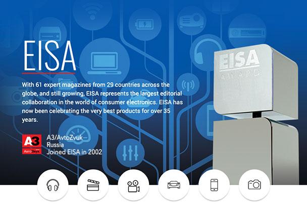 Итоги конкурса EISA 2021 года