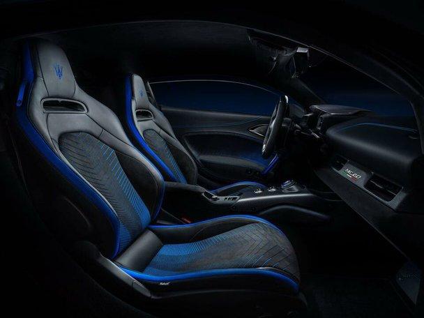 Премия EISA аудиосистеме Maserati MC20
